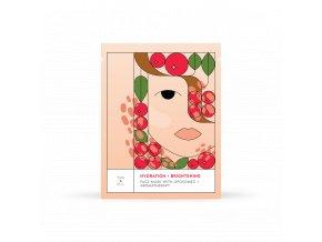 You & Oil Hydratační a rozjasňující liposomová pleťová maska 25 ml