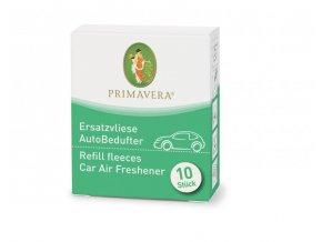 Primavera Výměnné polštářky pro difuzér do auta 10 ks
