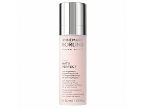 Annemarie Börlind NatuPerfect Anti pigmenotvý a rozjasňující fluid 50 ml