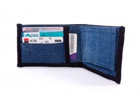 Rebag Eko peněženka Rewallet blue