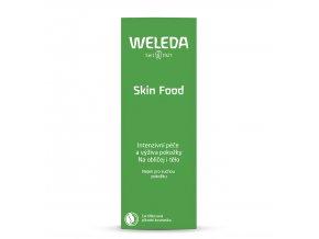 Weleda Univerzální výživný krém Skin Food 10 ml