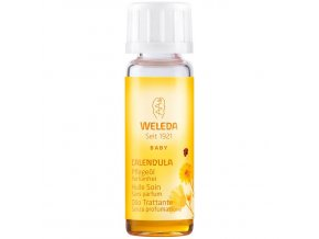 Weleda Měsíčkový kojenecký olej 10 ml