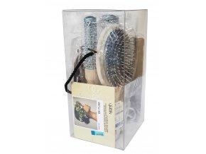 Olivia Garden Sada kartáčů Eco Hair