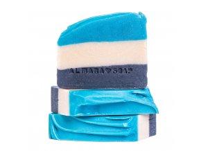 Almara Soap Přírodní tuhé mýdlo Gentlemen's Club 100 +- 5 g