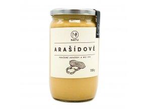 Natu Arašídové pražené máslo 700 g