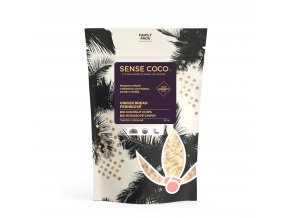 SENSE COCO XXL Kokosové chipsy perníkové BIO 250 g