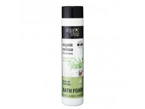 Organic Shop Pěna do koupele Provensálské byliny 500 ml