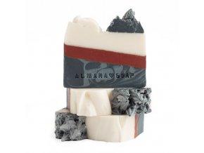 Almara Soap Přírodní tuhé mýdlo Merry Christmas 100 +- 5 g
