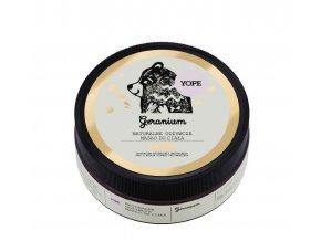 Yope Hydratační tělové máslo Geranium 200 ml