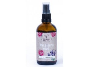 Yemna Přírodní micelární voda 2in1  100 ml