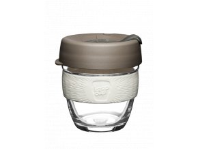 KeepCup Skleněný hrnek Brew Latte S 227 ml