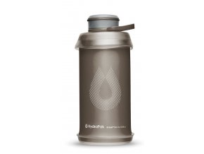 Hydrapack Skládací láhev Stash Grey 750 ml