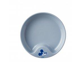 Mepal Dětský trénovací talíř Mio Mickey Mouse