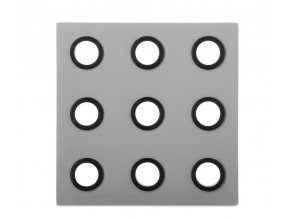 Mepal Podložka pod hrnec Domino Nordic Grey