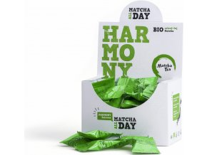 MatchaTea BIO Matcha Tea Harmony 30 x 2 g + šejkr ZDARMA