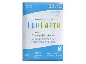 Tru Earth Eko Prací pásky Svěží bavlna 32 ks