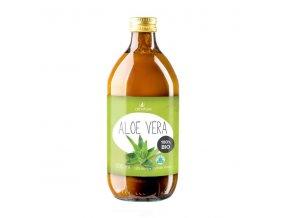 Allnature Aloe vera 100% BIO 500 ml