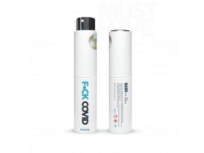 Nanolab F*CK COVID kapesní dezinfekce ve spreji
