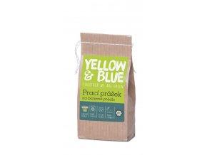 Yellow & Blue Prací prášek na barevné prádlo 250 g