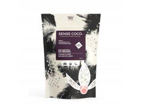 SENSE COCO XXL Kokosové chipsy bez příchutě BIO 500 g