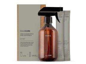 Equa Care Sada Univerzální čistící sprej  dávkovač 345 ml + 2 náplně