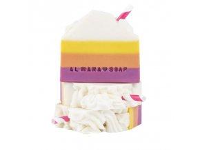 Almara Soap Přírodní tuhé mýdlo Limonáda 100 +- 5 g