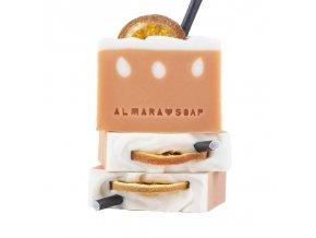Almara Soap Přírodní tuhé mýdlo Summer Spritz 100 +- 5 g