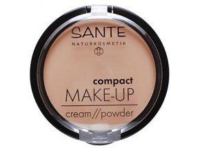 Sante Kompaktní krémový make-up 01 vanilková 9 g
