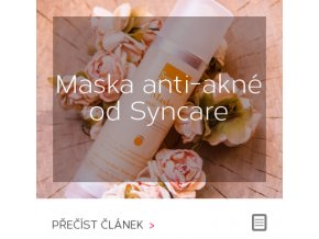 Recenze: Maska anti-akné od Syncare