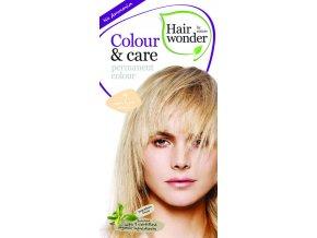 Hairwonder Dlouhotrvající barva Bio Velmi světlá blond 9 100ML