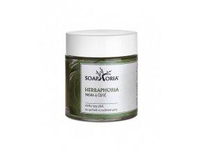 Soaphoria Maska & čistič Herbaphoria 100 ml