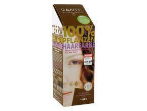 Sante Rostlinná barva na vlasy Terra Bio 100g