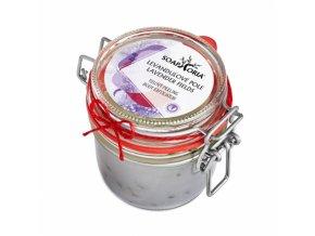 Soaphoria Tělový peeling Levandulové pole 250 ml