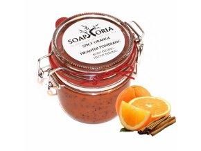 Soaphoria Peeling Kořeněný pomeranč 250 ml