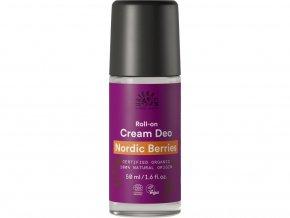 Urtekram Deodorant roll on krémový severské bobule 50 ml