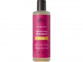 Urtekram Růžový šampon pro suché vlasy 250 ml