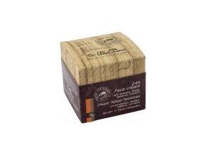 Bioaroma 24h krém pro suchou a citlivou pleť s bambuckým máslem, růží a mandarinkou 40 ml