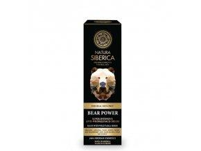 Natura Siberica Super intenzivní krém proti vráskám Medvědí síla 50 ml