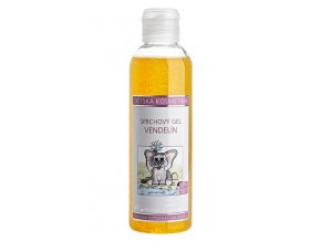 Nobilis Tilia Sprchový gel Vendelín 200 ml