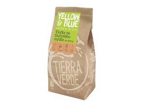 Yellow & Blue Prášek z mýdlových ořechů v biokvalitě sáček 500g