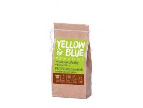 Yellow & Blue Startovací sada Mýdlové ořechy + PUER