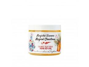 Soaphoria Magické Vánoce Organický solný tělový peeling 225ml