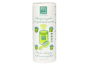 Práškový šampon s repelentem pro domácí mazlíčky 250 g