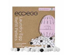Ecoegg Náplň do pracího vajíčka Jarní květy 50 praní