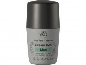 Urtekram Přírodní deodorant MEN s aloe a baobabem BIO 50 ml
