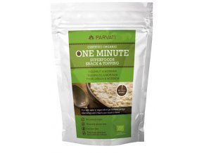 Iswari One minute superfoods snack & topping BIO - Tygří ořech & moringa 300g