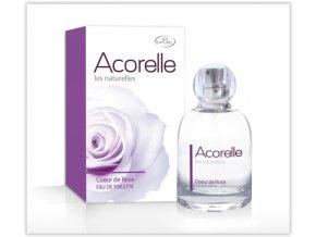 Acorelle Toaletní voda (EDT) Růže 50ml