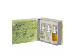 Acorelle EDP Trio Renew 3x 10ml