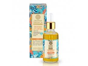 Natura Siberica Rakytníkový olej pro konečky vlasů 50 ml