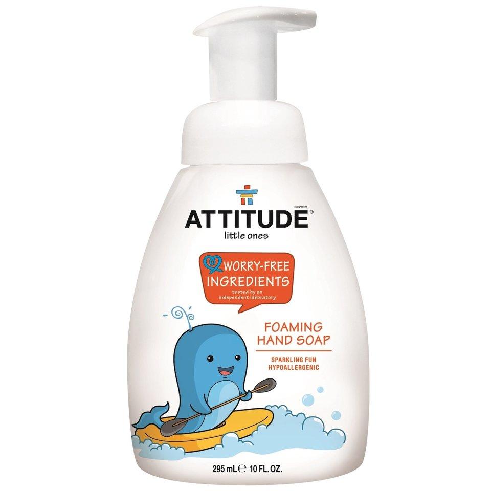 Attitude Dětské mýdlo na ruce svůní hruškové šťávy s pumpičkou 295 ml + DOPRAVA ZDARMA po celý rok!